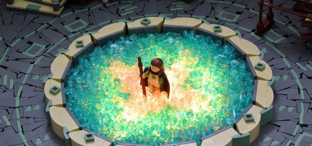 Warcraft : la source de mana