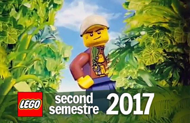 Nouveautés LEGO second semestre 2017