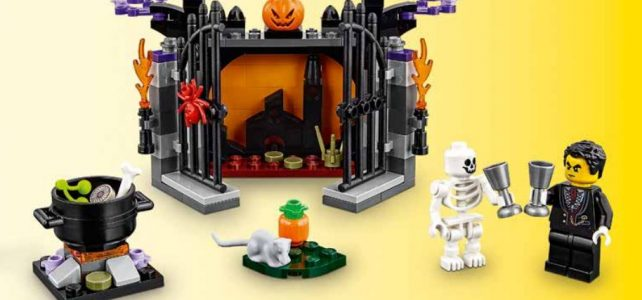 LEGO 40238 Seasonal Halloween 2017