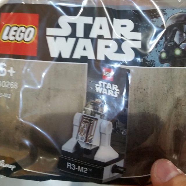 LEGO 40268 R3-M2 Star Wars
