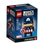 LEGO 41589 Marvel Captain America Civil War - Captain America