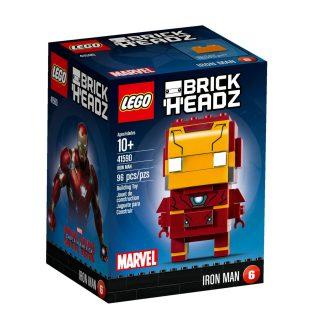 LEGO 41590 Marvel Captain America Civil War - Iron Man