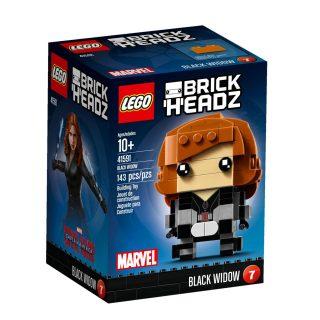 LEGO 41591 Marvel Captain America Civil War - Black Widow