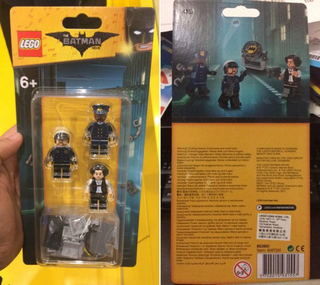 LEGO 853651 The LEGO Batman Movie Minifigures