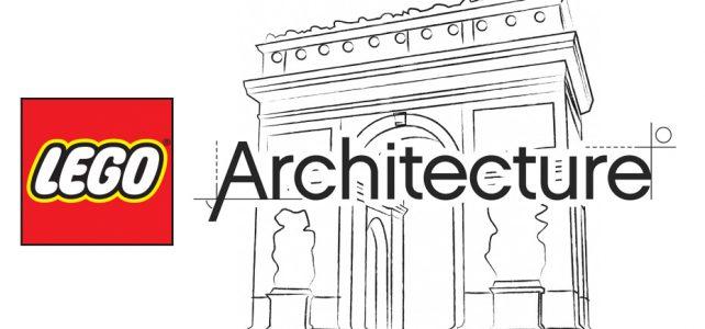 LEGO Architecture 21036 Arc de Triomphe
