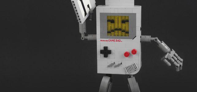 LEGO Game Boy rebelle