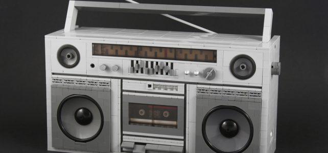 Sound Machine Ghetto-Blaster