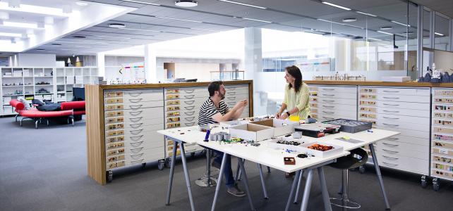 LEGO Ideas Test Lab
