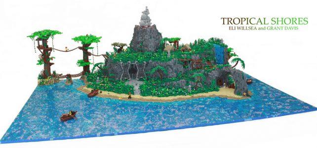 LEGO Ile tropicale Pirates