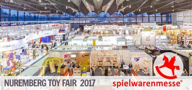 LEGO Nuremberg Toy Fair 2017