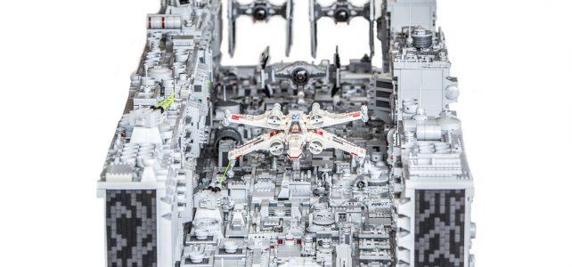 Star Wars Episode IV : les tranchées de la Death Star