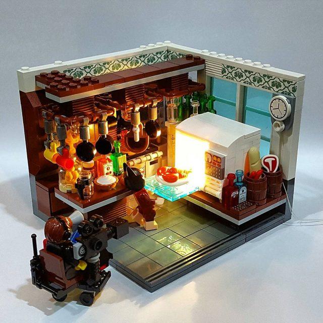 LEGO Studios Lobster-Lovin' Batman