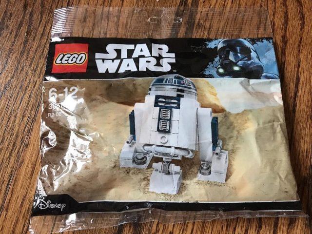 LEGO polybag R2-D2