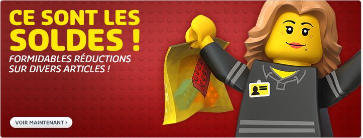 Soldes LEGO 2017