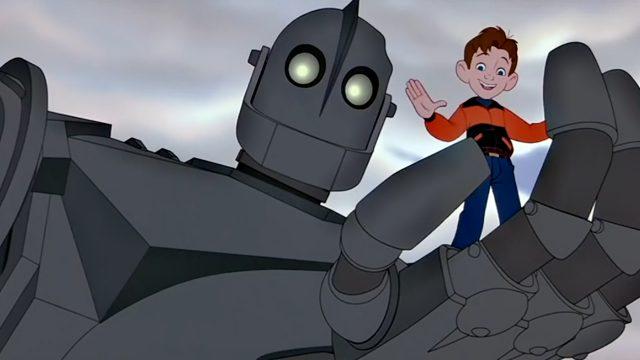 The Iron Giant - Le Géant de Fer