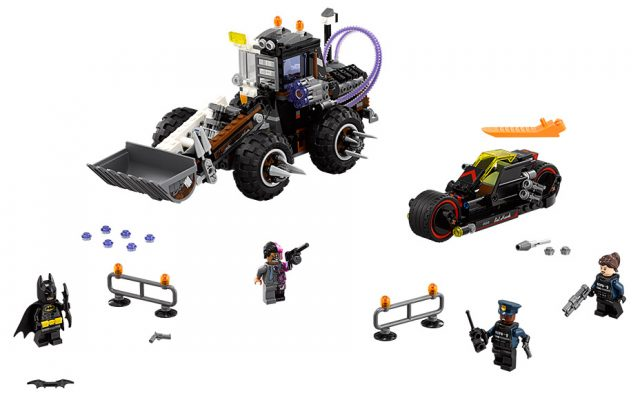 The LEGO Batman Movie Two-Face Double Demolition