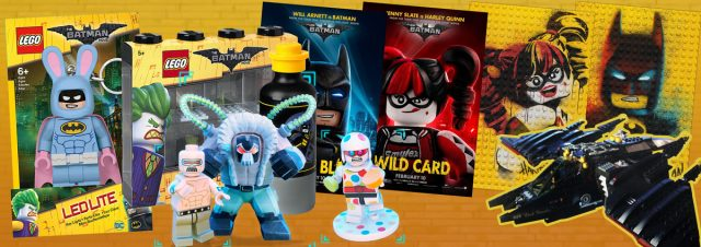 The LEGO Batman Movie news