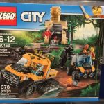 60159 Jungle Halftrack Mission
