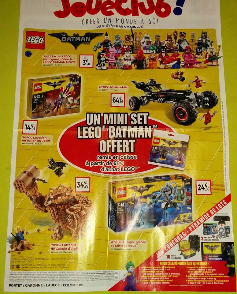 Trainingpolybag 30523 Battle The Review Batman Lego Joker u1JFK5Tc3l