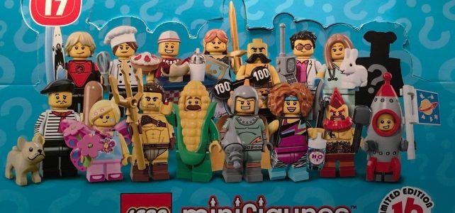 LEGO 71018 Collectible Minifigures series 17 (2017)