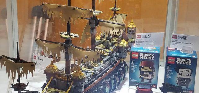 LEGO 71042 Silent Mary Pirates des Caraibes 5