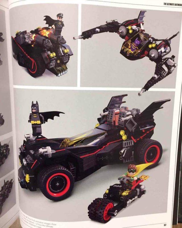 LEGO 79017 The Ultimate Batmobile