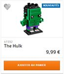 LEGO BrickHeadz 41592 The Hulk