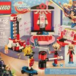 LEGO DC Super Hero Girls 41236 Harley Quinn Dorm