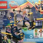 LEGO DC Super Hero Girls 41237 Batgirl Secret Bunker