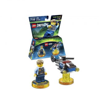 LEGO Dimensions Fun Pack 71266 LEGO City Undercover