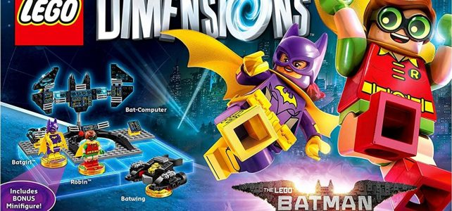 LEGO Dimensions LEGO Batman Movie Story Pack (71264)