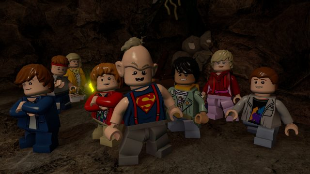 LEGO Dimensions Level Pack 71267 The Goonies 01