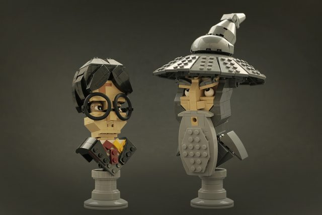 LEGO Harry Potter Gandalf sorciers