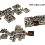 LEGO Ideas Dungeon Master