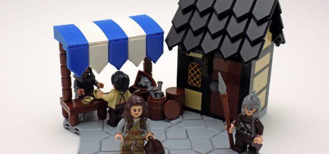 LEGO Iron Builder Marché