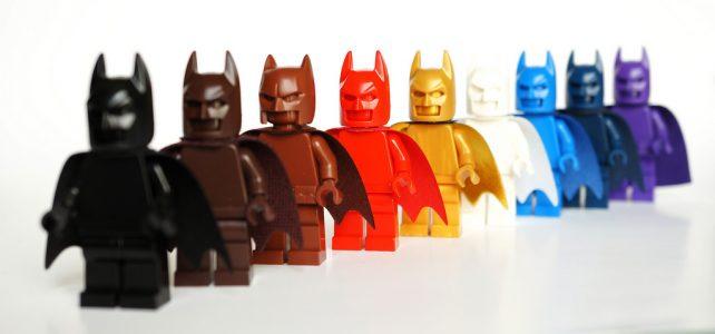 LEGO Batman monochromes : la collection s'agrandit !