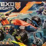 LEGO Nexo Knights 70355 Aaron's Rock Climber