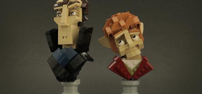 LEGO Sherlock Bilbo