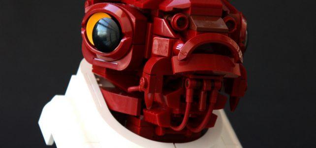 LEGO Star Wars Amiral Ackbar