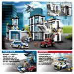LEGO Store Calendar Mars Avril 2017