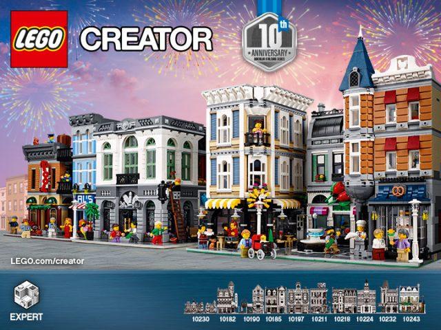 Concours LEGO ReBrick Mini Building Madness
