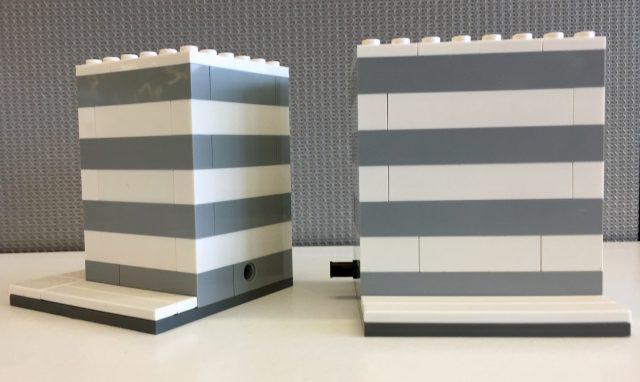 Concours LEGO ReBrick Mini modular