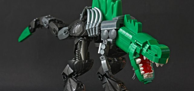 Cyborg Mutant Tyrannosaurus Rex