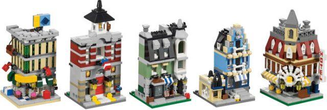 LEGO 10230 Mini Modulars