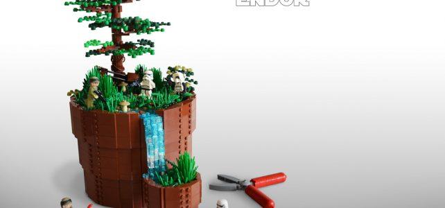 LEGO Star Wars Endor