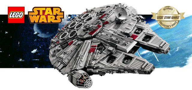 LEGO Star Wars UCS 10179 Millennium Falcon