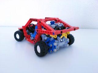 LEGO Technic 8865 redux