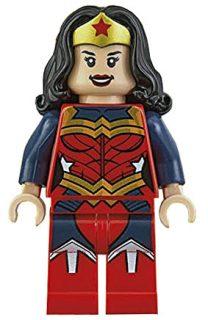 LEGO Wonder Woman exclusive minifigure