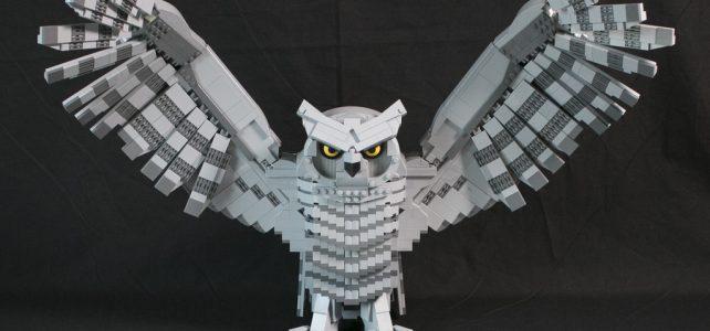 LEGO Hibou