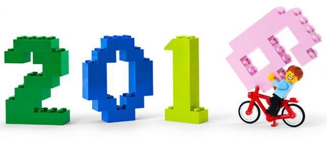 Résultats financiers 2016 du Groupe LEGO : près d'un milliard d'euros de bénéfice net